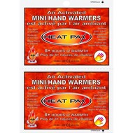 Heat Pax Mini / Hand Warmer 10 (set)