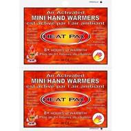 Heat Pax Mini / Hand Warmer 10 (set)