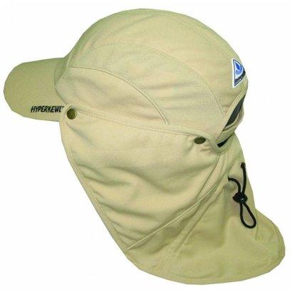 Hyperkewl Plus Ultra Sport Cooling Cap met afneembare verkoelende nekbeschermer