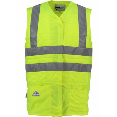 Hyperkewl TECHNICHE EVAPORATIVE COOLING TRAFFIC SAFETY VESTS ISO20471:2013 CLASS 2