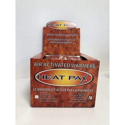 Heat Pax Heat Pax Luchtgeactiveerde mini/handwarmers (40 paar)