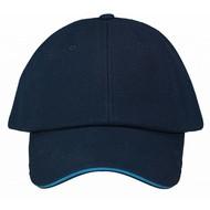 Hyperkewl Aerochill coolingcap navy bleu