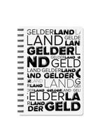 NOTITIEBOEKJE GELDERLAND