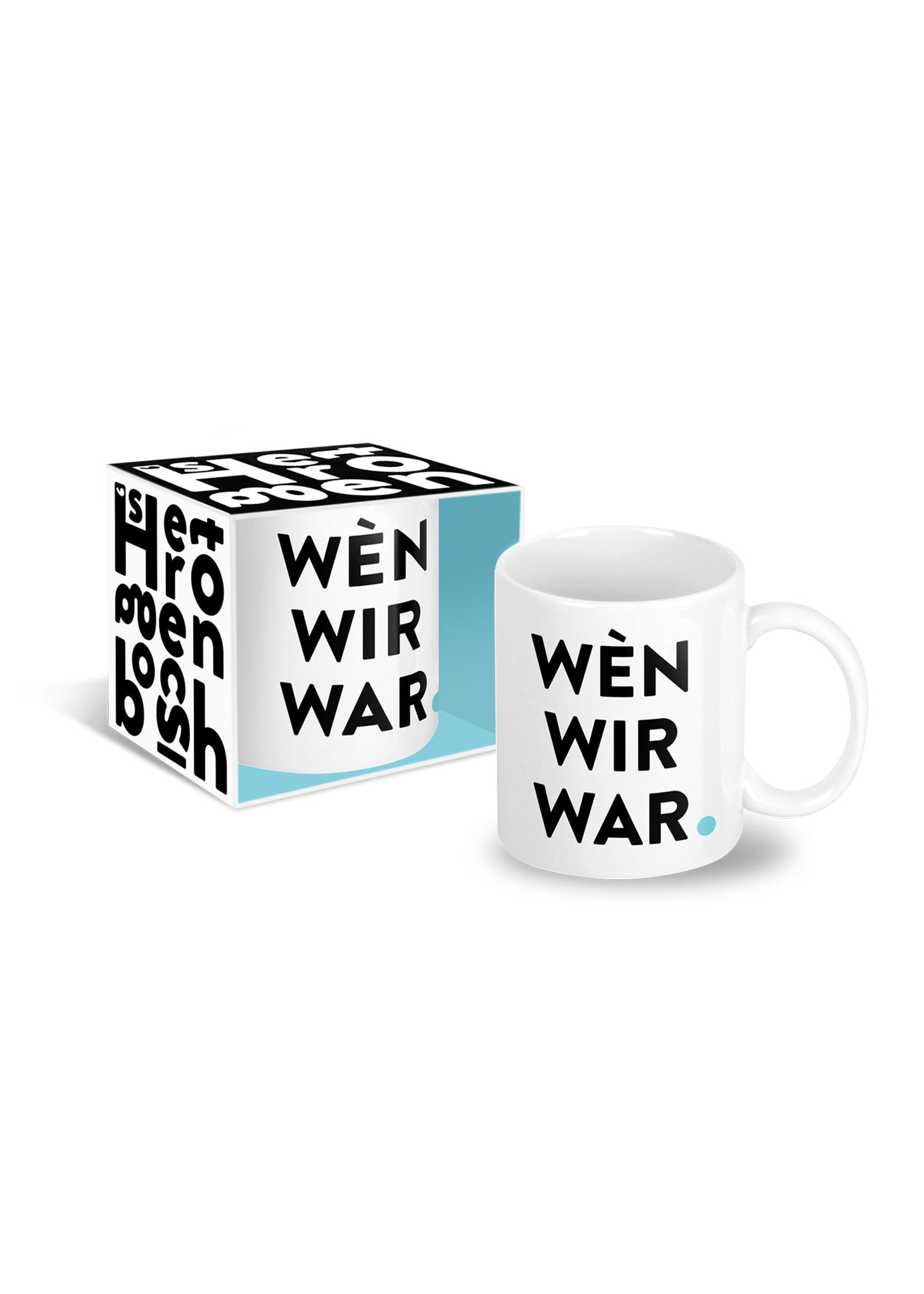 MOK 's-HERTOGENBOSCH - WEN WIR WAR