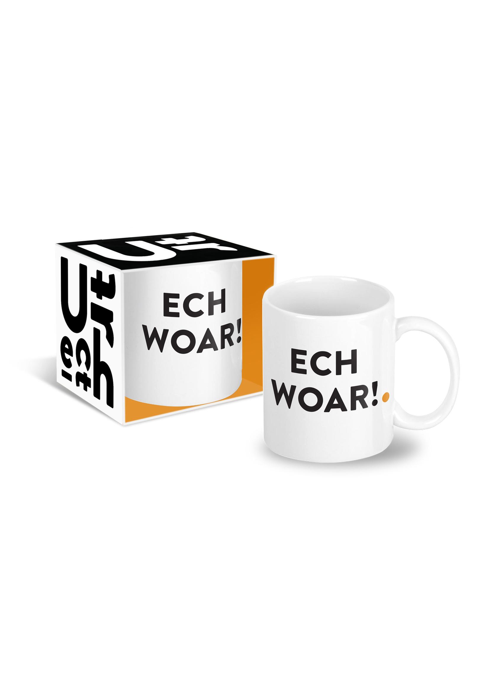 MOK UTRECHT - ECH WOAR!