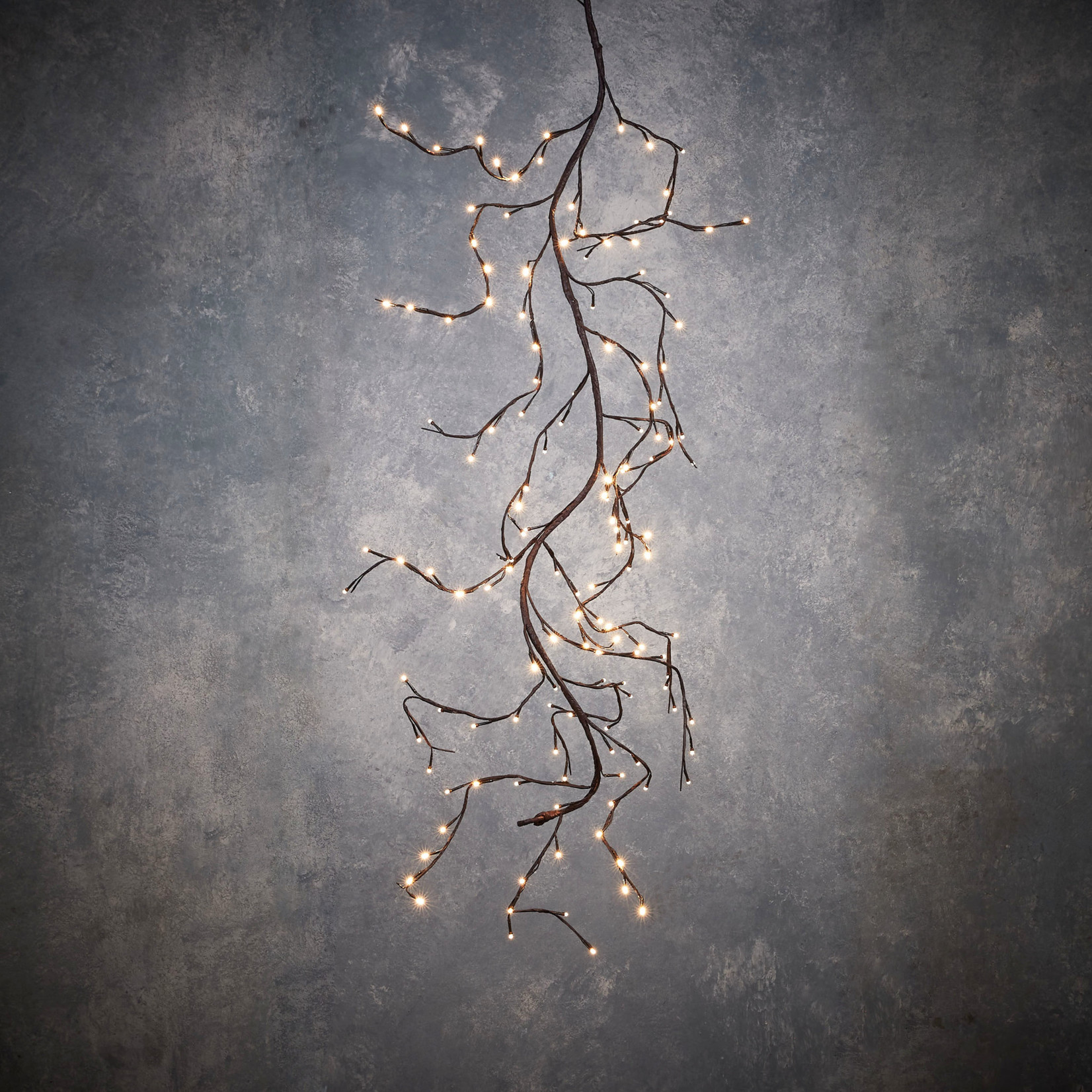 Branch brown classic white 288led