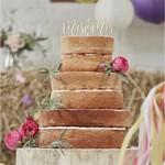 Boho  - Cake Topper - Wooden - Mrs & Mrs