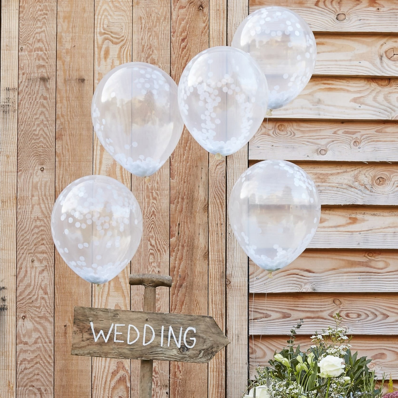 Rustic Country - Balloons - 12