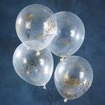 Gold Christmas - Confetti Ball