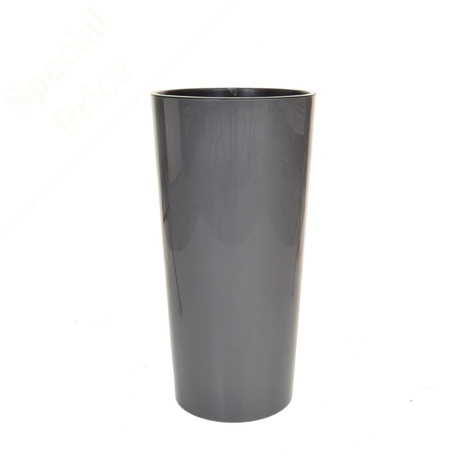 V-Pot Lilia Grey Hi Rnd 30x57cm