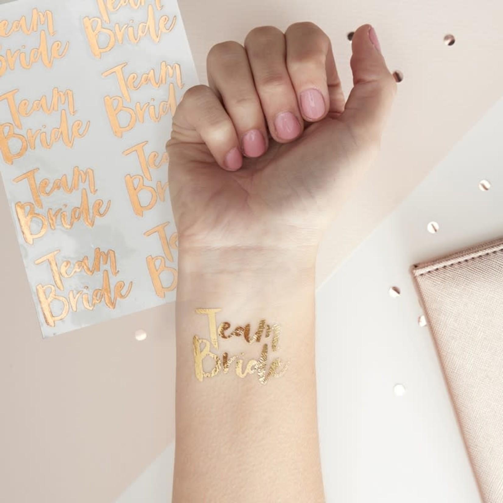 Tattoos - Rose Gold