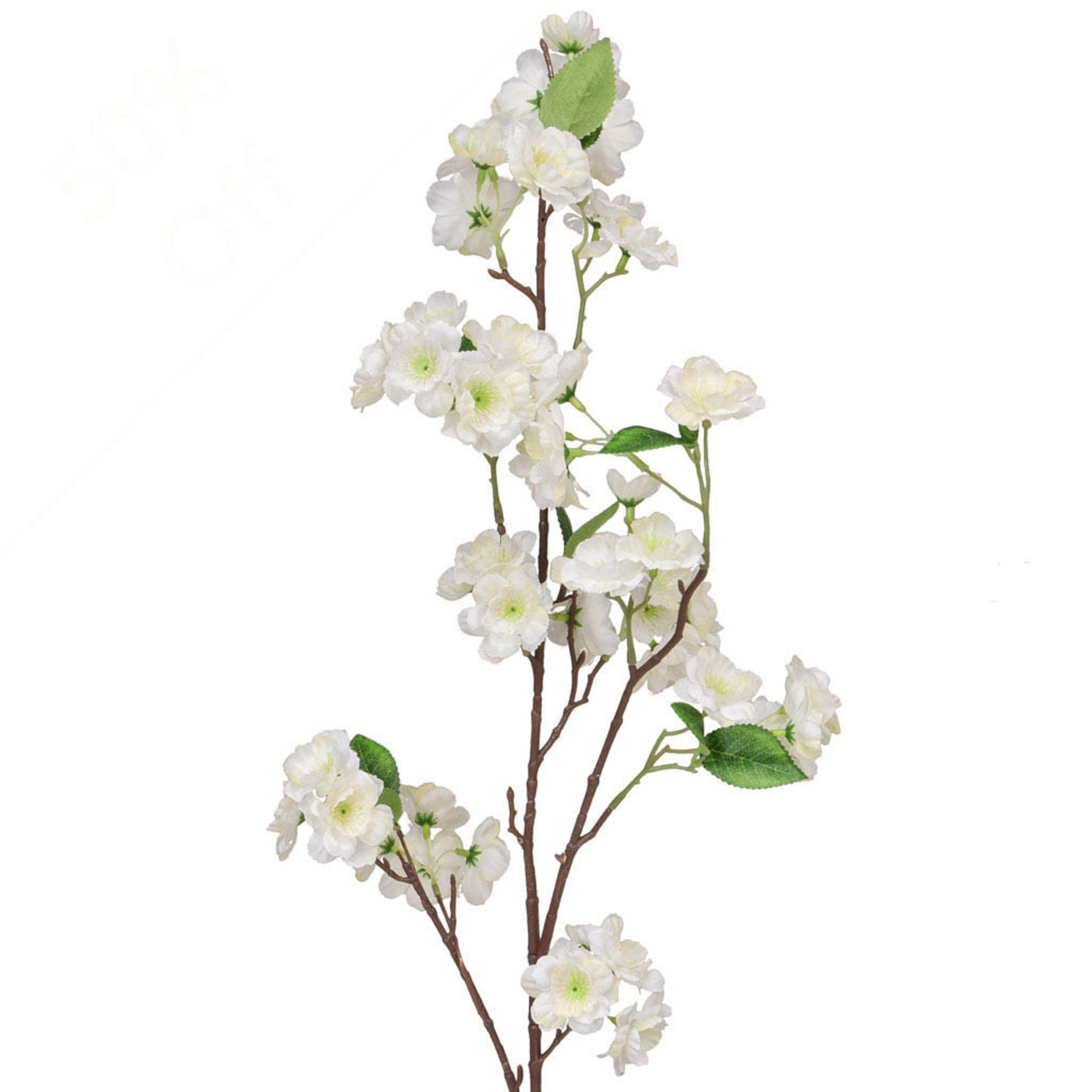Foliage Cherry Blossom Cream W 100cm
