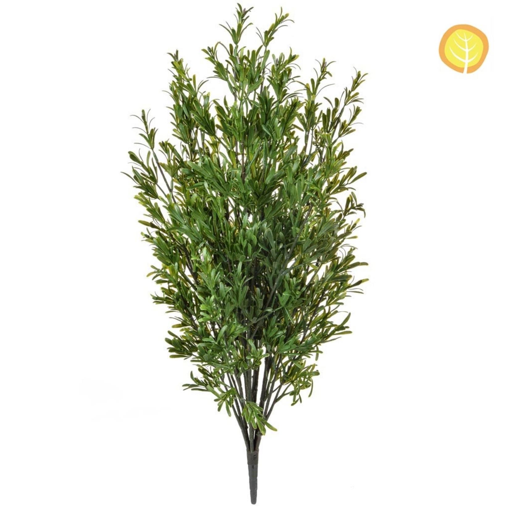 Topiary Rosemary w/Berries 74cm  - UV Resistant