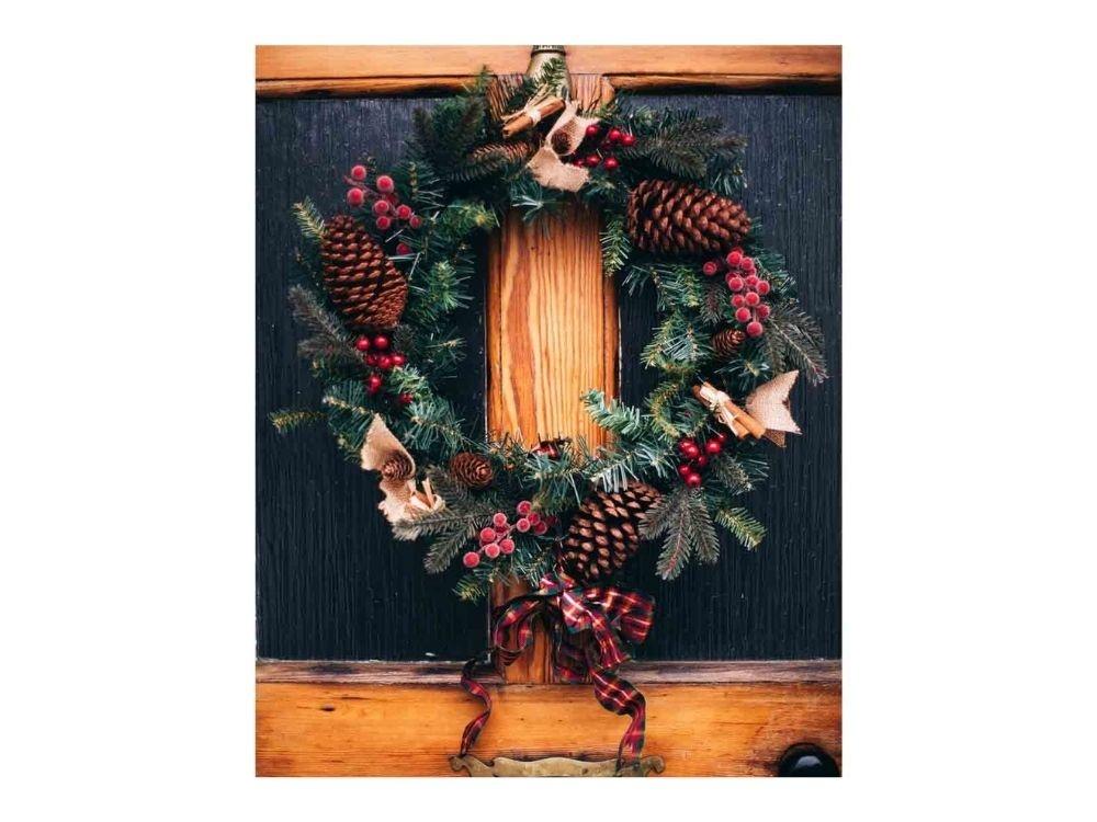 Kerstkransen 45cm