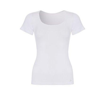 Ten Cate Dames T-Shirt - Wit