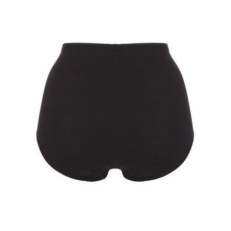 Ten Cate Dames Maxi slip 2-Pack - Zwart