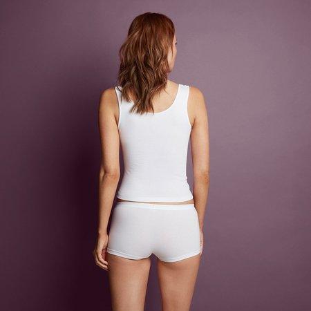 Ten Cate Dames Basic Short 3-Pack - Wit