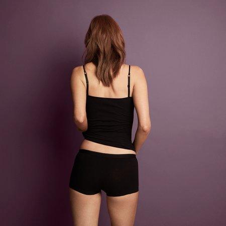 Ten Cate Dames Basic Short 3-Pack - Zwart
