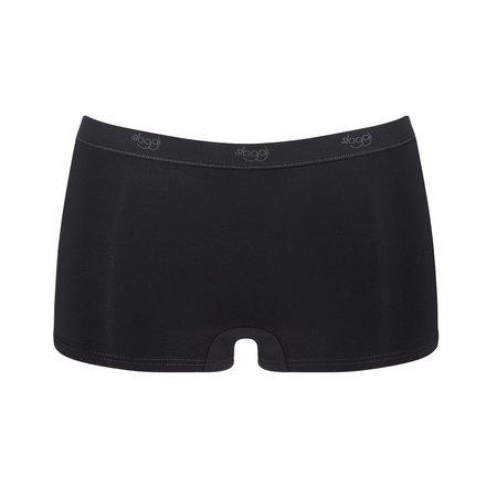 Sloggi Dames Sensual fresh short Zwart