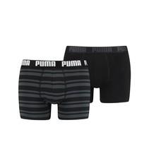 Puma Heritage Stripe Boxer 2-Pack