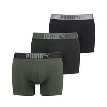 Puma Lifestyle sueded cotton boxer 3-Pack Box