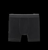 Schiesser Heren Short Zwart - Personal Fit