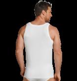 Schiesser Heren Hemd Wit - Long Life Cotton