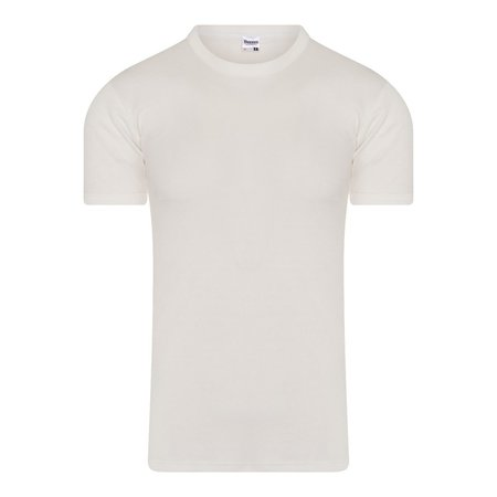 Beeren Heren Thermo T-shirt Wolwit