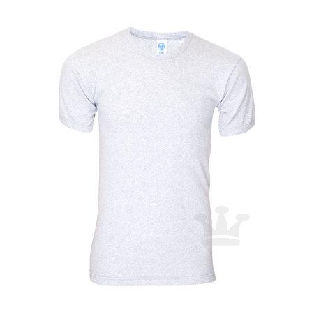 HL Shirt Korte Mouw Grijs