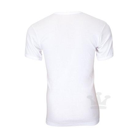 HL Shirt Korte Mouw Wit