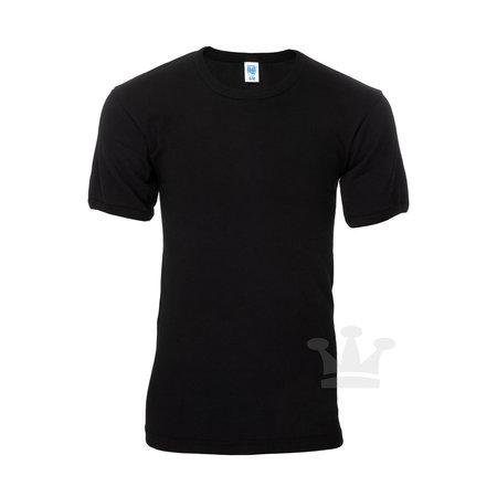 HL Shirt Korte Mouw Zwart