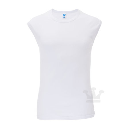HL Shirt Zonder Mouw Wit
