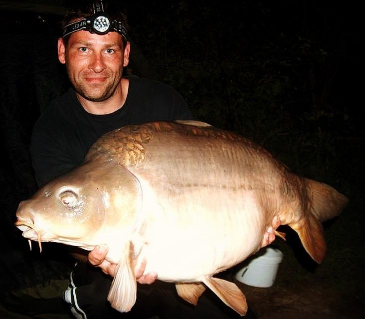 Baitsolutions Ray abels oude foto