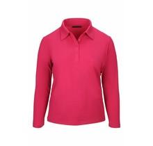 Poloshirt roze Micha