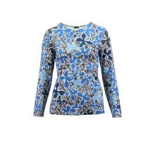 Shirt hemelsblauw Barbara Lebek