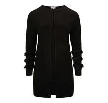 Lang vest Zwart Styles
