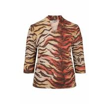 Shirt Marinello brique