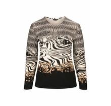 Shirt Gabriella K zwart