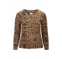Shirt camel Germaine