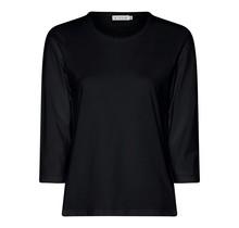 Shirt Micha zwart