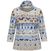 Shirt Erfo blauw