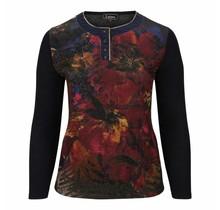 Shirt Leona per donna fuchsia