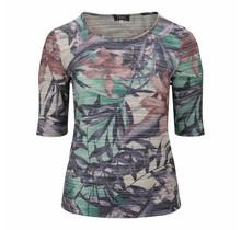 Shirt Leona per donna lila