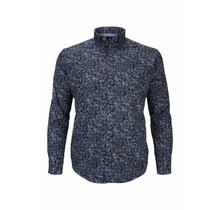 Overhemd Chris Cayne blauwtinten