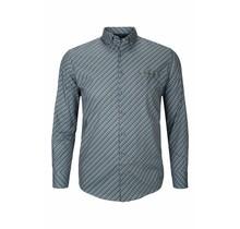 Overhemd Redmond groen / grijs
