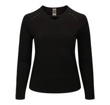 Shirt Sensia zwart