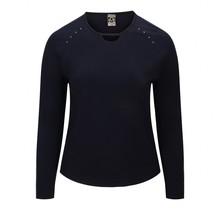 Shirt Sensia marineblauw