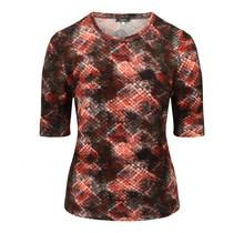 Shirt Leona bordeaux