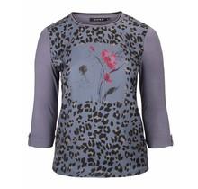 Shirt luipaardprint Micha