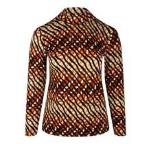 Shirt Mind.set zwart / oranje